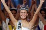 Un'americana eletta Miss Mondo