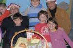 Sorrisi e regali di Natale per i minori in difficolta'