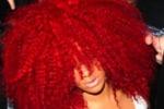 LA FOTO. I capelli di Rihanna