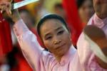 Capodanno cinese a Palermo, parata in via Liberta'