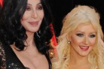 Cher e Christina Aguilera, star del Burlesque al cinema