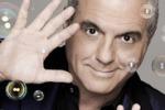 """Giorgio Panariello, show in Sicilia: """"Ridere aiuta"""""""