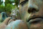 Valle dei Templi, la natura incontra le sculture di Mitoraj