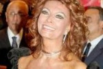 Hollywood rende omaggio a Sofia Loren