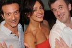Ficarra e Picone, a Torino per il nuovo film fra risate e gag