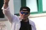 Vasco Rossi saluta i fan e torna in clinica