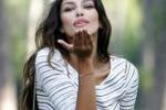 La sexy Madalina, da modella ad attrice coi Soliti idioti