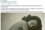 Il nudo inedito di Liz Taylor a 24 anni