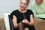 Sharon Stone: sexy sotto belle lenzuola