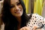 Boom di click per Manuela Arcuri, stella on line di marzo