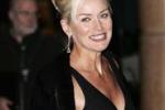 """Sharon Stone, una diva a Roma: sara' la guest star di """"Amici"""""""