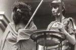 Pasqua 1980, la passione di Cristo vista da Gigi Petyx