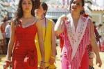 Folklore e colori in Andalusia: c'e' la festa di primavera