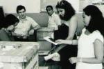Comunali a Palermo, cittadini al voto nel 1978 - di Gigi Petyx