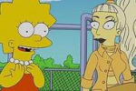 Lady Gaga versione cartoon arriva tra i Simpson