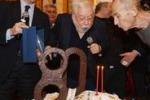 Gli 80 anni di Paolo Villaggio: è festa a Genova