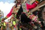 """La danza delle origini in Bolivia: si balla """"La Morenada"""""""