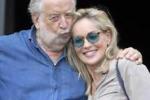 """""""Un ragazzo d'oro"""", Sharon Stone sul set del film di Pupi Avati"""