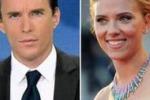 Scarlett Johansson si sposa: lui è Romain, giornalista francese