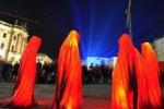 Festival delle luci a Berlino: le immagini