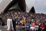Anniversario Opera House di Sidney, ospiti i principi danesi