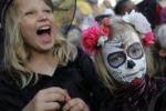 Halloween in giro per il mondo: le immagini