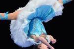 Danza, acrobazie e tip tap: in Germania le gare diventano show