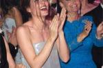 Ballo della Rosa, Charlotte Casiraghi si scatena in pista