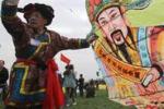 Festival, gli aquiloni più belli colorano i cieli della Cina