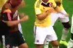L'originale esultanza dei colombiani ai Mondiali