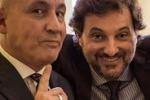 """Pieraccioni-Battista, la nuova coppia di """"Striscia la notizia"""""""