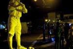 A Santo Domingo il festival delle sculture viventi
