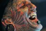 Tatuaggi, festa della stravaganza in Perù