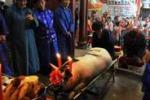 Cina, omaggio allo storico Wang Gong