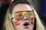 Mondiali, dagli spalti la moda degli occhiali