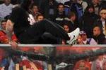 Italia-Serbia, la follia degli hooligans