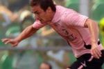 Bacinovic conquista i tifosi rosanero: e' lui il migliore in campo