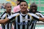 Palermo, disfatta contro l'Udinese