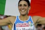 Simona La Mantia, salti... di gioia a Parigi