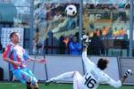 Catania-Palermo, immagini da derby