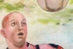Ribaudo dipinge la fede rosanero: una mostra a Palermo