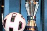 LA FOTO. Palermo-Inter: alla vincente un trofeo tricolore