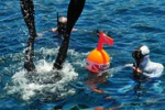 Rias 2011, ad Ustica stage e prove in mare
