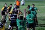Cosi' decolla il rugby a Palermo. Scatti dal velodromo
