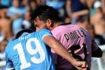 Le immagini piu' belle di Lazio-Palermo