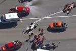 Auto, incidente a Las Vegas: muore Dan Wheldon