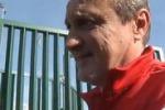 Delio Rossi, nuovo tecnico viola: ecco il primo allenamento