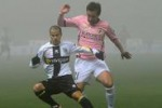 Palermo senza gol a Parma, le immagini tra la nebbia