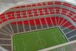 Europei in Polonia, ecco tutti gli stadi in miniatura