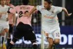 Palermo, terza sconfitta di fila: le immagini